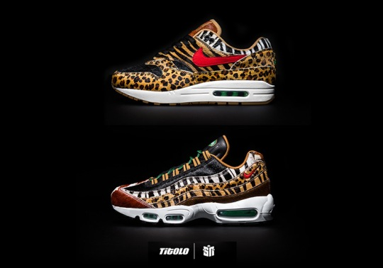 """Titolo And Sneaker News To Give Away Five Sets Of The atmos x Nike """"Animal Pack 2.0"""""""