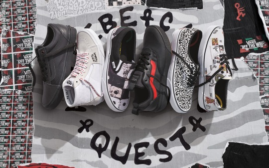 Where To Buy: Vans x A Tribe Called Quest