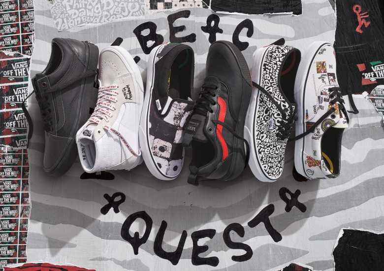 b78e598255d5 A Tribe Called Quest x Vans Footwear Collaboration Release Info ...
