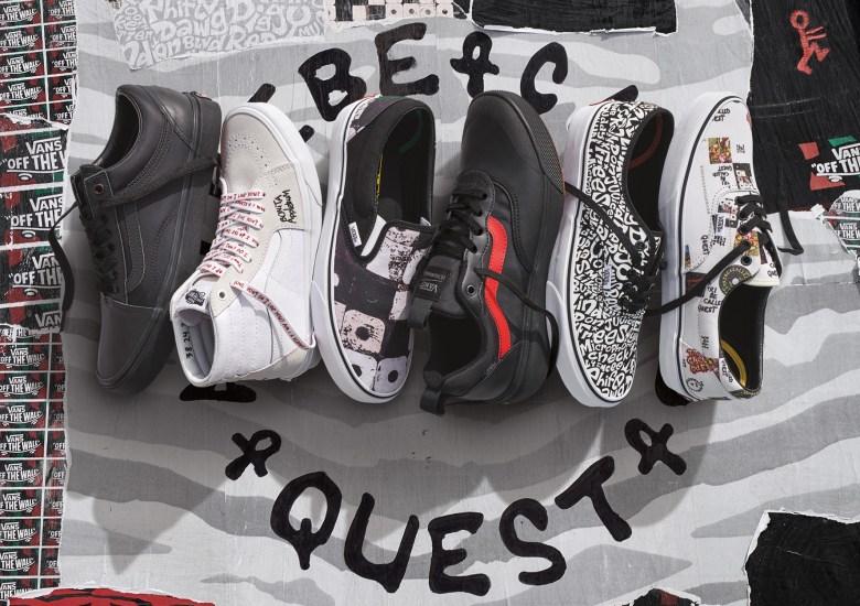 d7d0e0be3deb5c A Tribe Called Quest x Vans Footwear Collaboration Release Info ...