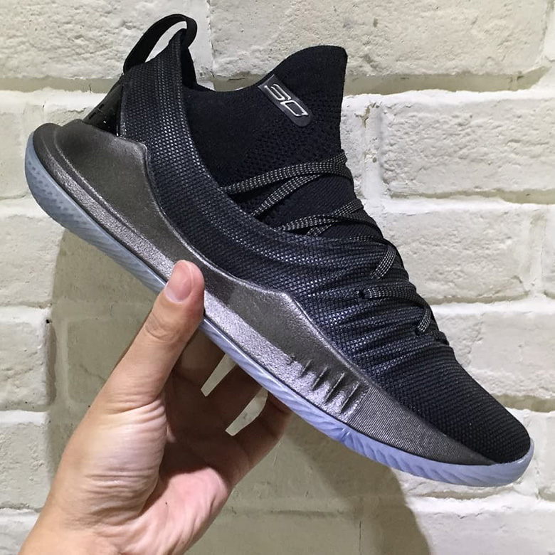 huge discount 863f9 60c61 UA Curry 5 - First Look | SneakerNews.com