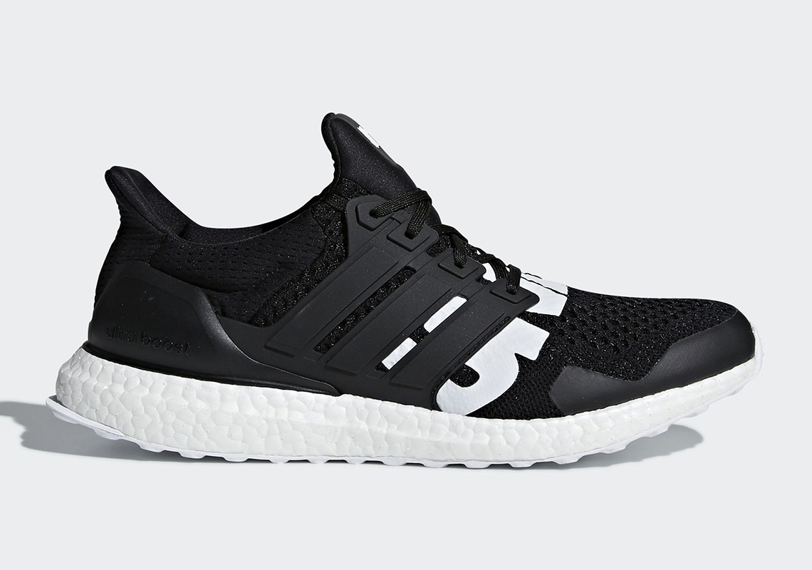 UNDEFEATED and adidas Collaborate On The Ultra Boost And More Running Silhouettes
