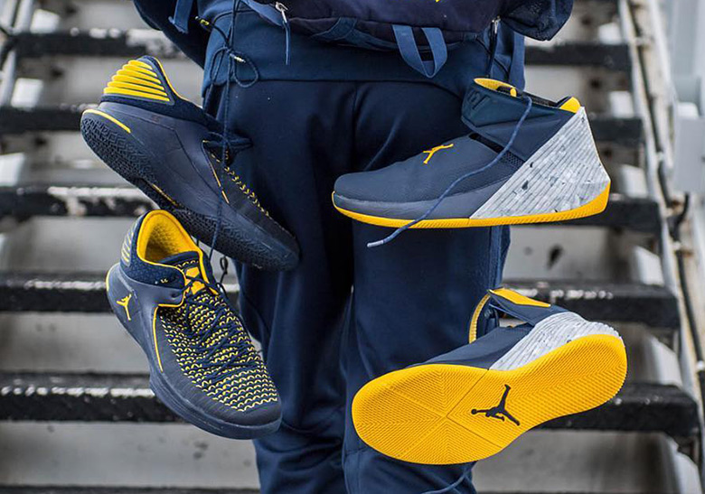 timeless design 69905 3879d University Of Michigan Gets Special PE Of Jordan Why Not Zer0.1