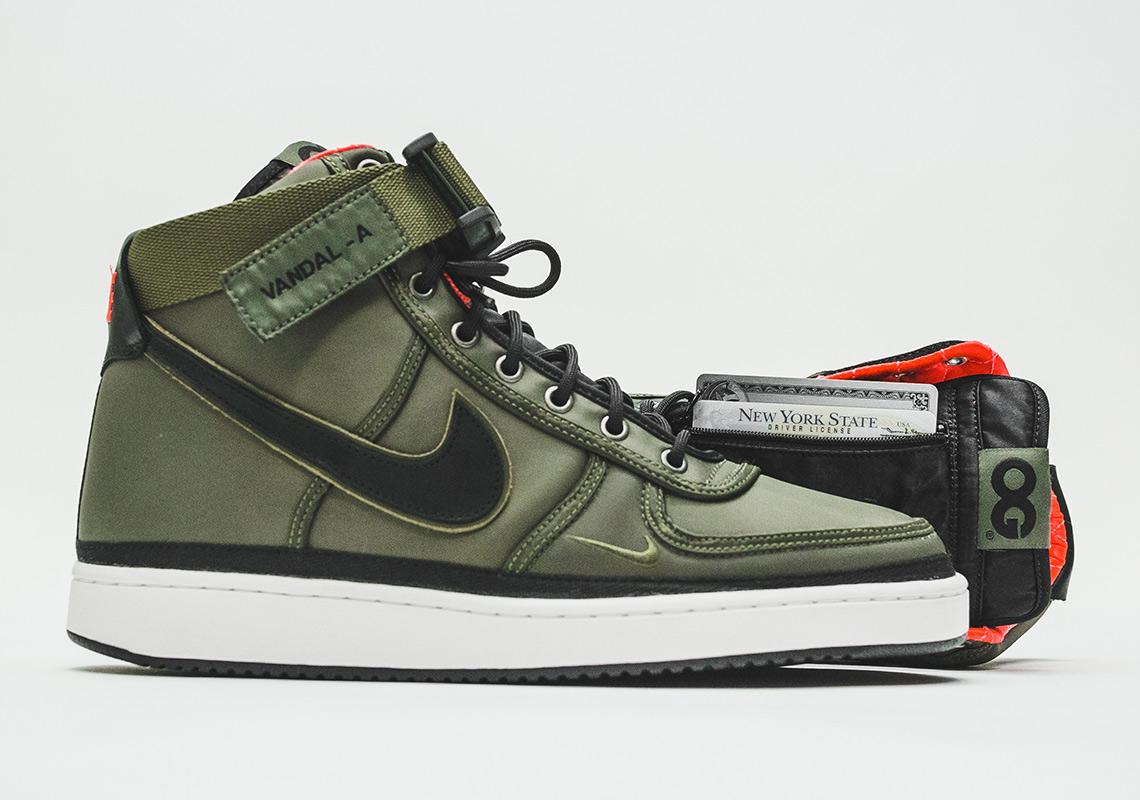 a7269f5759e Nike Teams With Vandal-A To Honor Geoff McFetridge s OG Vandal High  Collaborations Of 2003