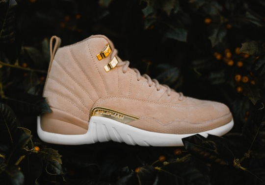 "Where To Buy The Air Jordan 12 ""Vachetta Tan"""
