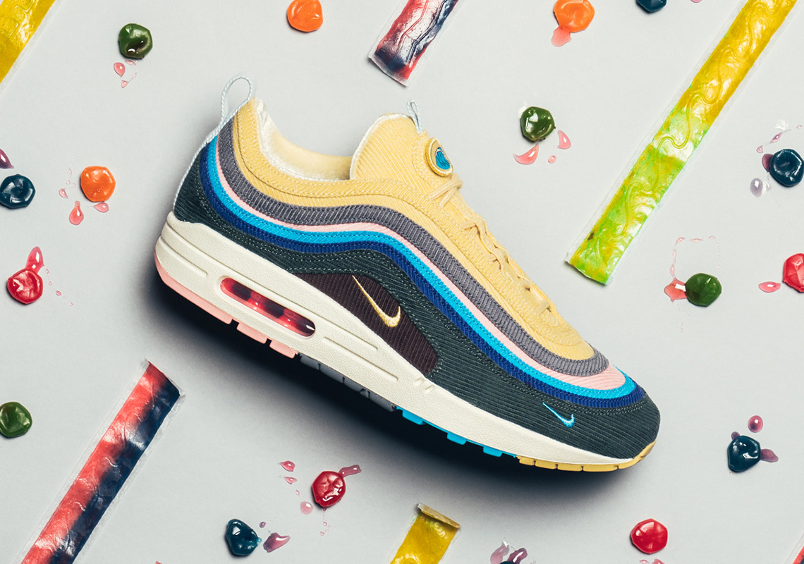 9143b43bd0603f Where To Buy  Sean Wotherspoon x Nike Air Max 1 97 - SneakerNews.com