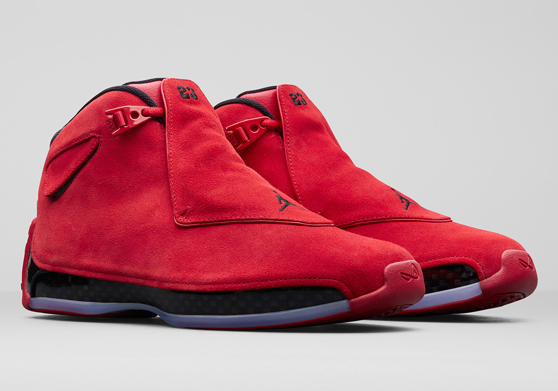 Air Jordan 18 Retro Release Date  April 7th 69547dddd