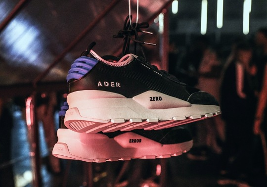 PUMA Debuts Rebooted RS Collection And Upcoming Collaborations In Berlin