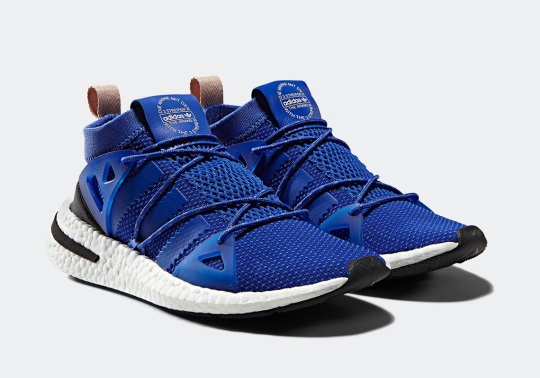 adidas Adds Hi-Res Blue To The Arkyn For Women