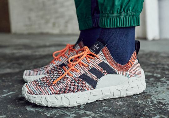 adidas Originals Unveils the Atric, An Outdoor Shoe With Merino Wool Primeknit