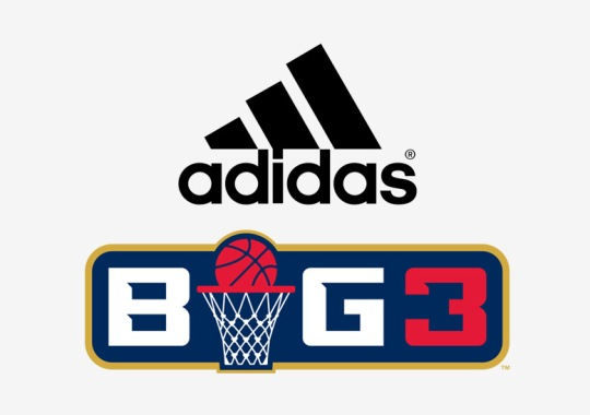 adidas Becomes Official Outfitter Of BIG3 Basketball League