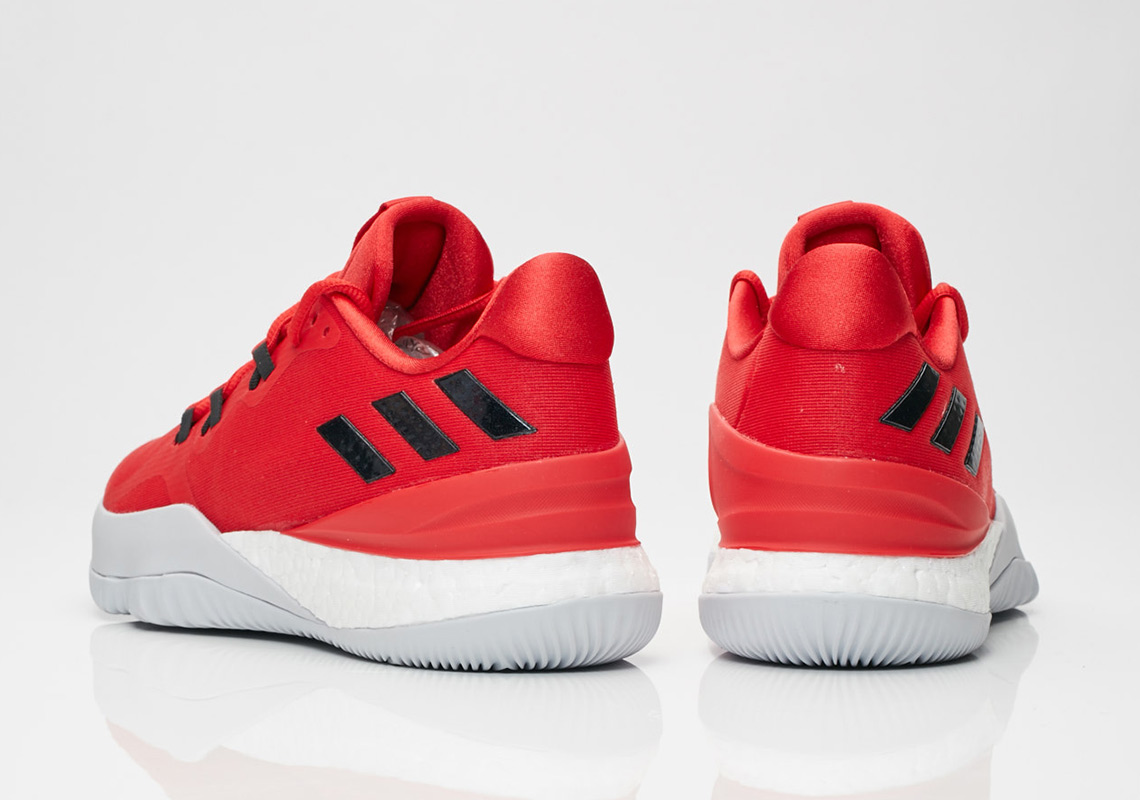 Are you ready for the Adidas Performance Crazy Light Boost 2