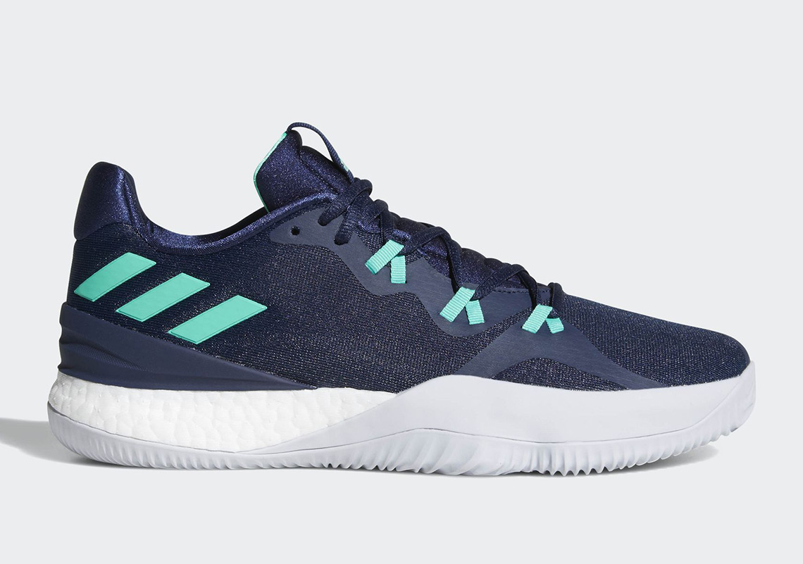online store 14e96 78b2b adidas Crazy Light Boost 2 DB1068+DB1069  SneakerNews.com