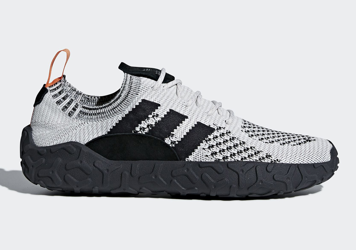 Black And White F/22 Primeknit Sneakers adidas Discount Fashion Style Outlet Affordable 2IKemPG