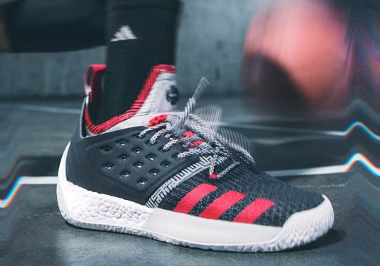 The adidas Harden Vol. 2 Lifts Off Just In Time For The Playoffs