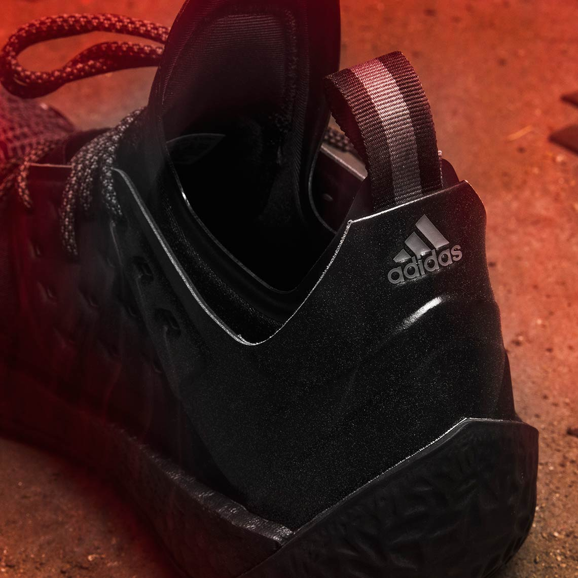 """purchase cheap 68273 d331e adidas Harden Vol. 2 """"Nightmare"""" AVAILABLE AT adidas  150. Color  Core Black  Grey Iron Metallic Style Code  F34361. show comments"""