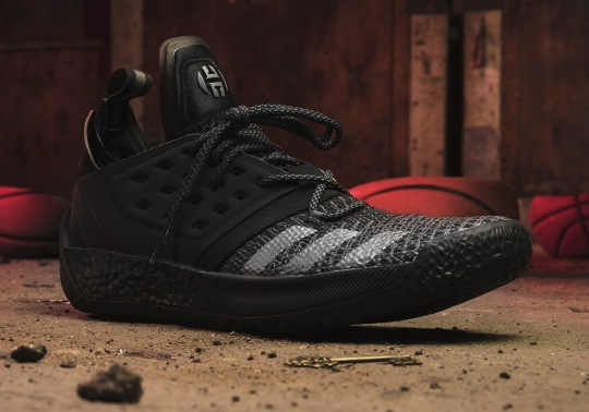"""James Harden's """"Nightmare"""" adidas Shoes Can Be Purchased By Phone"""