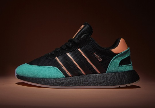 "This adidas I-5923 ""Hawaiian Thunderstorm"" Is Exclusive To Size?"
