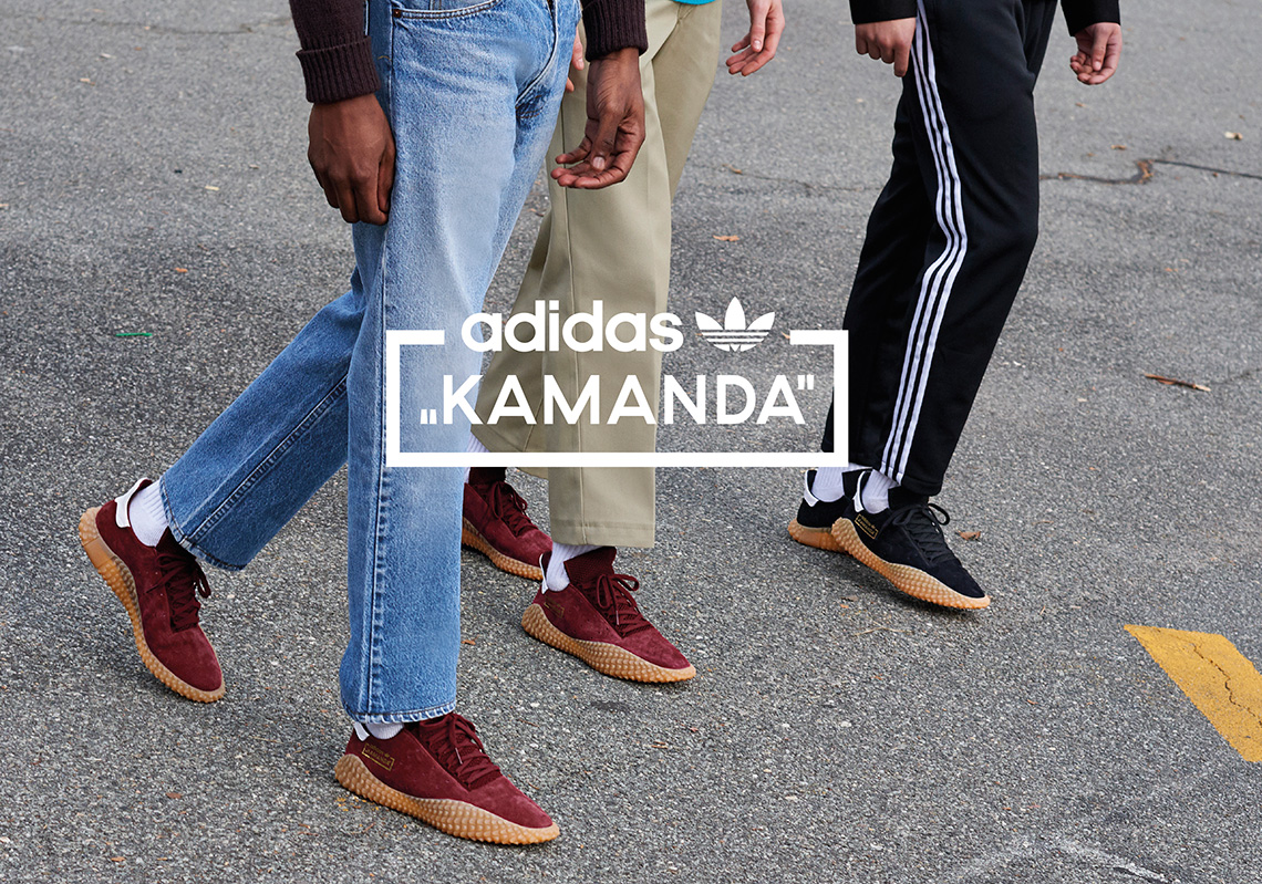 412998defdc2 The adidas Kamanda Officially Releases On April 28th