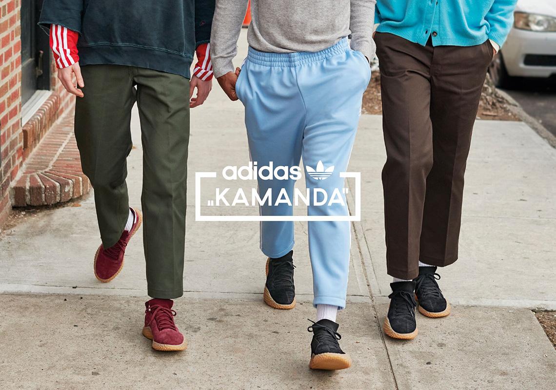 540e0e2cd4cc adidas Kamanda Official Release Info