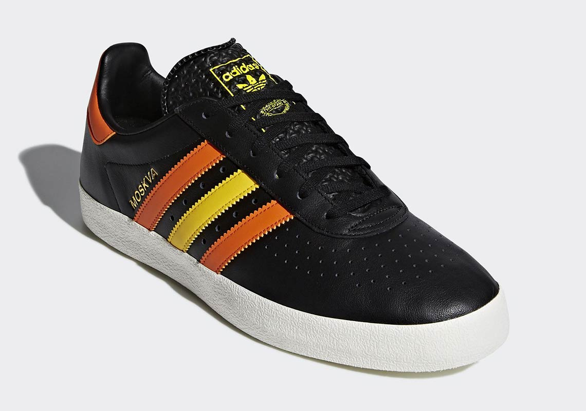 on sale e259d 16199 adidas 350. Release Date May 19, 2018. AVAILABLE SOON AT adidas 90.  Color BlackOrangeYellow