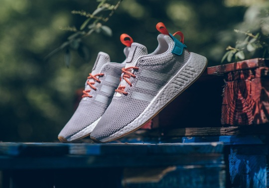 "adidas NMD R2 ""Miami Dolphins"" Returns For Summer"