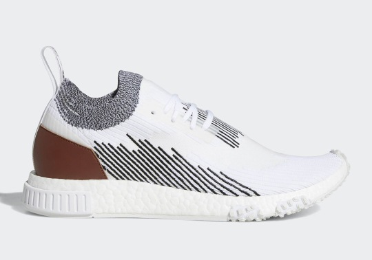 adidas' New NMD Racer Features Leather Heels