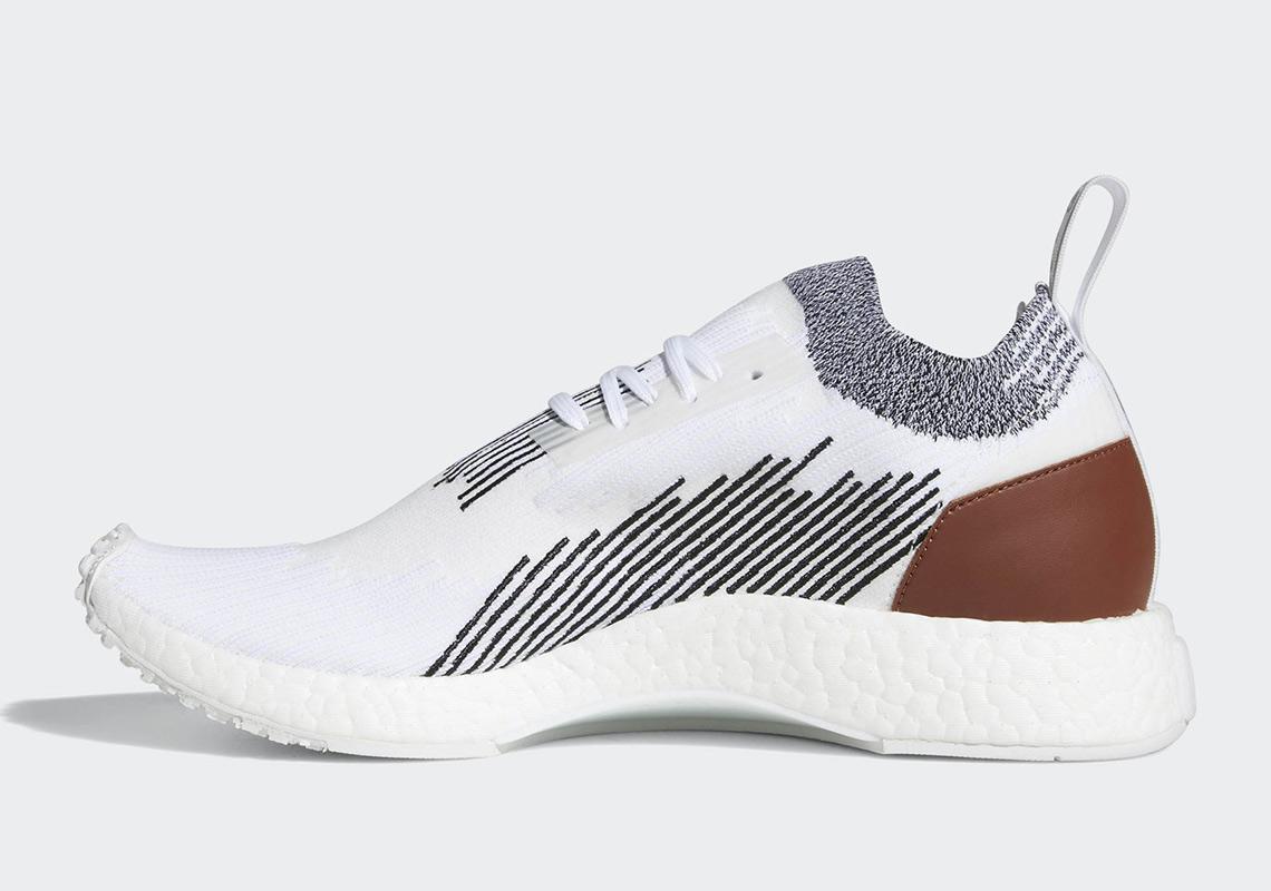 adidas Adidas NMD_Racer / Brown/ S81fE