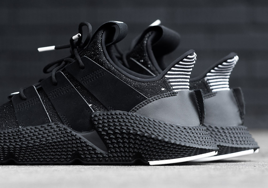 the best attitude c8871 21a50 adidas Prophere Release Date April 7, 2018. AVAILABLE SOON AT adidas 120.  Color BlackWhiteBlack