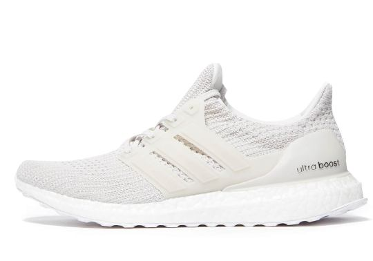 "adidas Ultra Boost ""Chalk Pearl"" Is Now Available"
