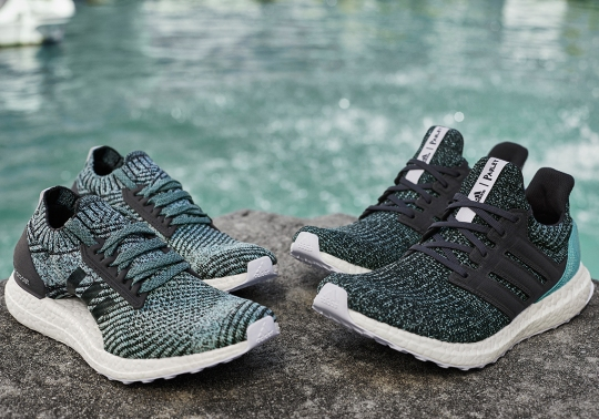 adidas Unveils Latest Installment To The Ultra BOOST Parley Line