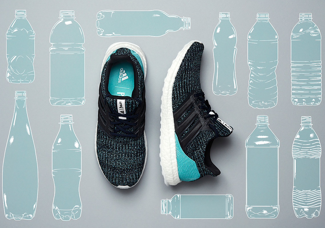 012bfe41751d3 Advertisement. Parley For The Oceans x adidas Ultra BOOST
