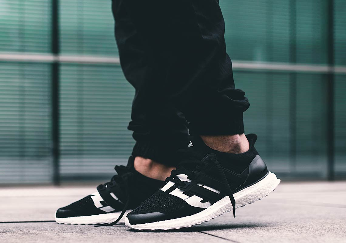 33162a7a0ad adidas x UNDEFEATED Ultra Boost On-Foot Look BB22480 - Championship ...