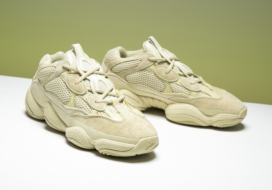"adidas Yeezy 500 ""Super Moon Yellow"" Returning In June"