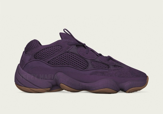 "adidas Yeezy 500 ""Ultraviolet"" Coming In Fall 2018"