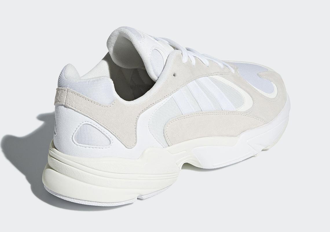 adidas yung 1 bianche
