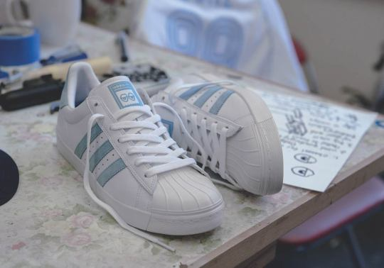 adidas Skateboarding Reveals Krooked Collection With Mark Gonzales