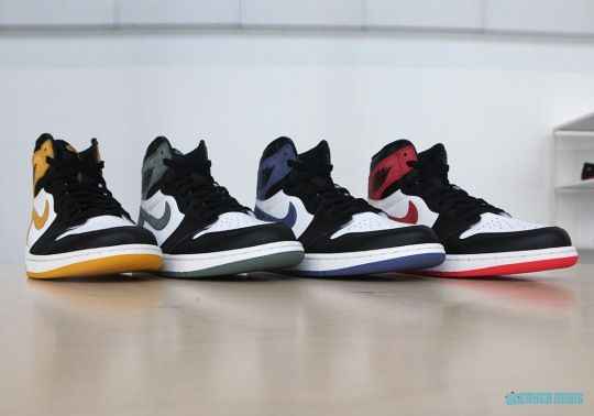 "Where To Buy: Air Jordan 1 ""Best Hand In The Game"""