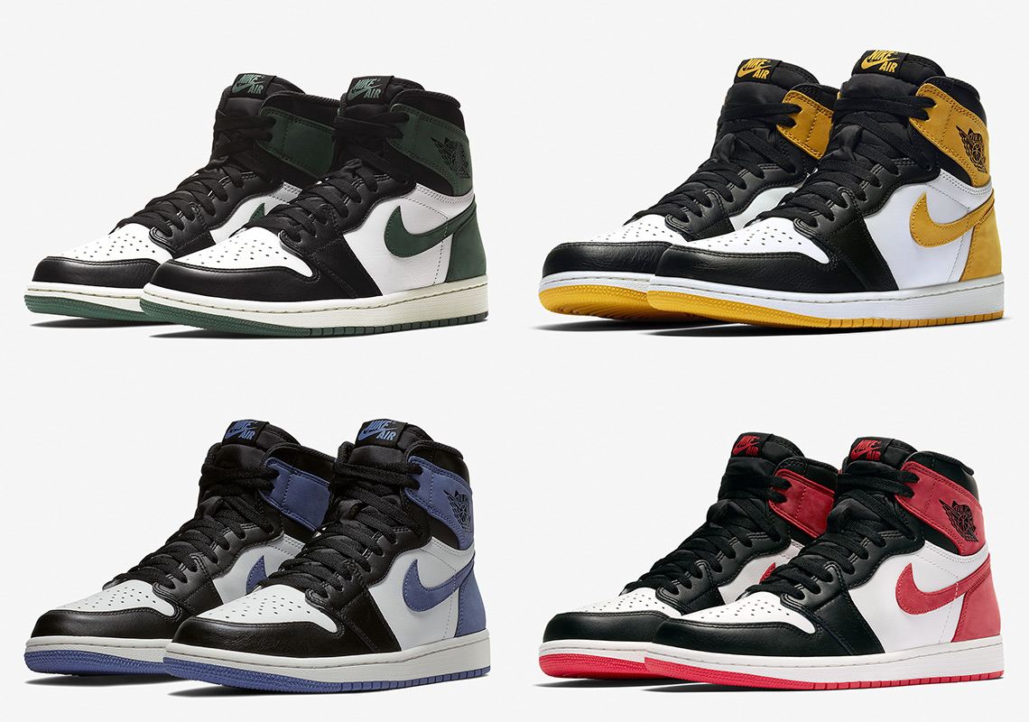Air Jordan 1 Best Hand In The Will Be A Regional Exclusive