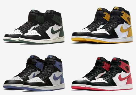 "Air Jordan 1 ""Best Hand In The Game"" Will Be A Regional Exclusive"
