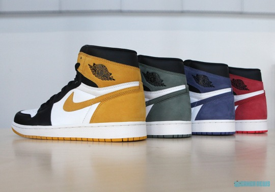 "Air Jordan 1 ""Best Hand In The Game"" Collection Releases On May 5th"