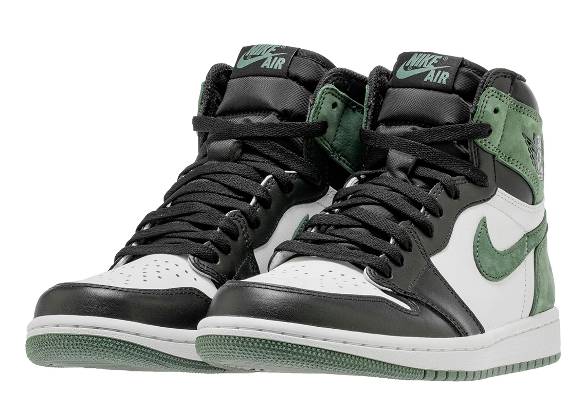 "a54b2dae338b Air Jordan 1 ""Clay Green"" To Release On May 5th - SneakerNews.com"