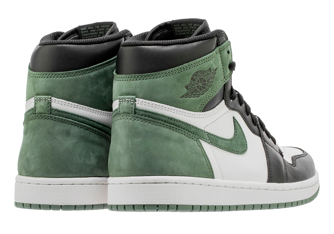 "cf74e78aff8 Air Jordan 1 ""Clay Green"" To Release On May 5th - SneakerNews.com"