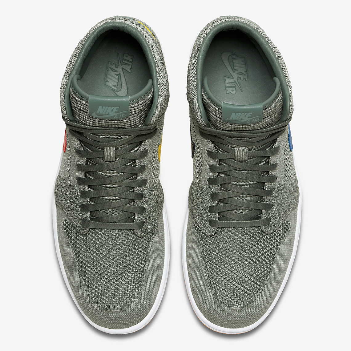 sports shoes 80aea 98c72 The shark teeth design on the midsole that the Retro 5 is famous for is  also bronze.Thunder And Lightning Strikes SoleFly In Upcoming Jordan  Trunner LX High ...