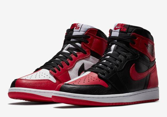 "Official Images Of The Air Jordan 1 ""Homage To Home,"" Exclusive To Chicago"