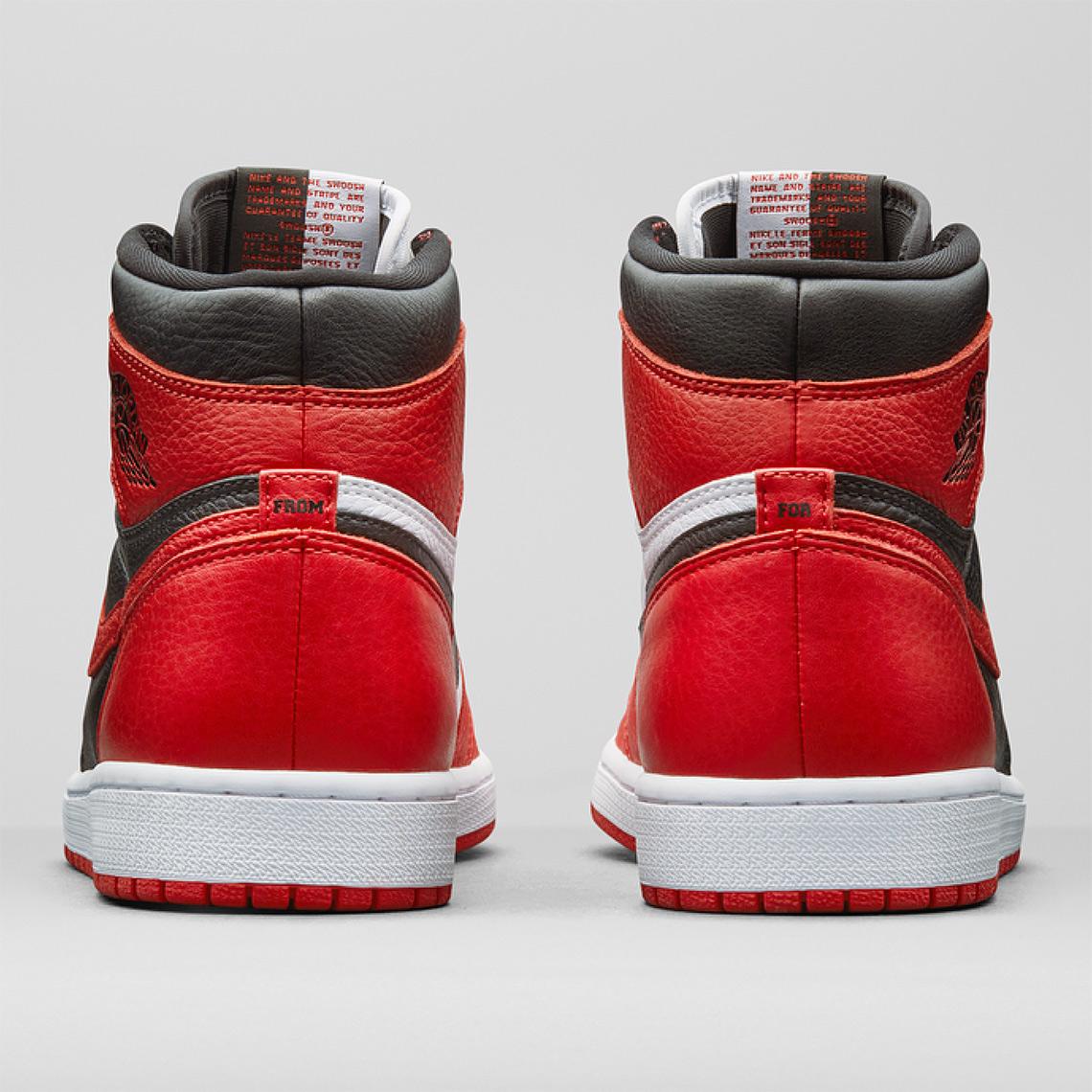 Air Jordan 1 Retro High OG NRG CHI Release Date  April 21st, 2018  160.  Color  Black White-University Red d953790d801