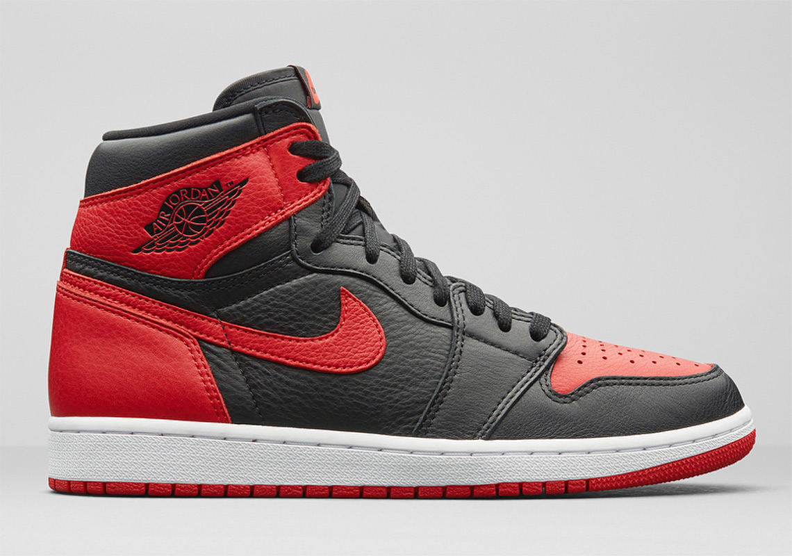 50bf6dcf Air Jordan 1 Homage To Home 2,300 Pairs AR9880-023 | SneakerNews.com