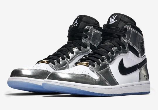 "Official Images Of The Air Jordan 1 Retro High ""Kawhi Leonard"""