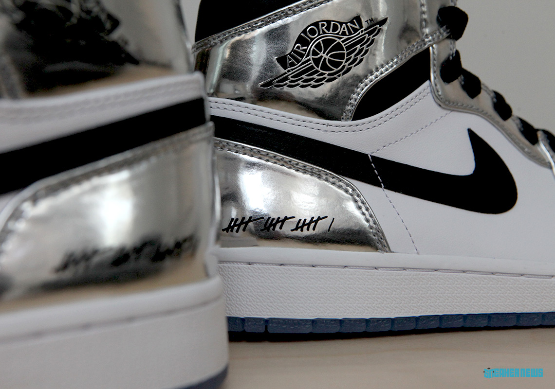 Air Jordan 1 Kawhi Leonard Art Of A