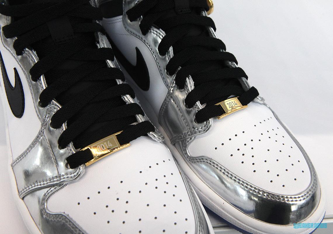 4ff6cf683ca94d Air Jordan 1 Kawhi Leonard Closer Look AQ7476-016